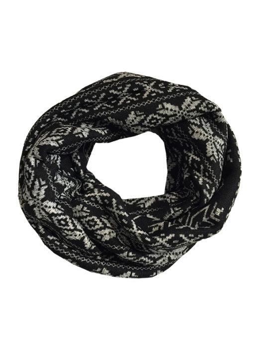 winterse coll zwart