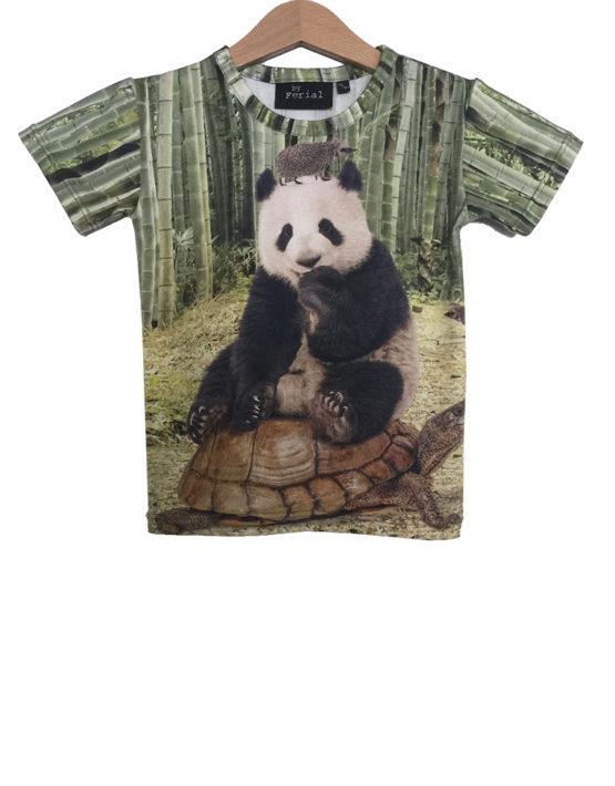 panda 1e variatie